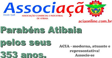 Notícia: Aniversário de Atibaia