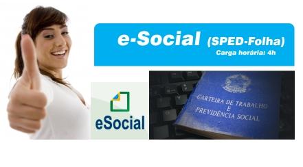 Treinamento: e-Social (SPED-Folha)