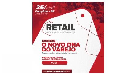 Notícia: Retail Conference 2019