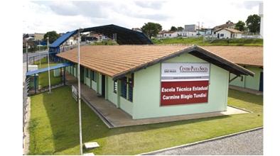 Notícia: ETEC oferece cursos em diversas áreas em Atibaia.