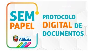 Notícia: Reunião de apresentação dos sistema ATIBAIA SEM PAPEL.