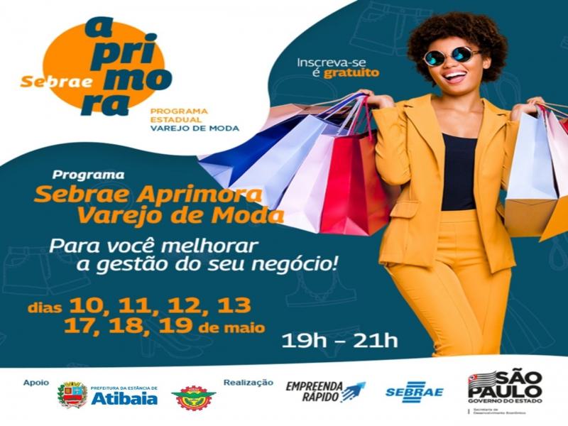 Notícia: Programa gratuito de gestão em negócios de varejo de moda