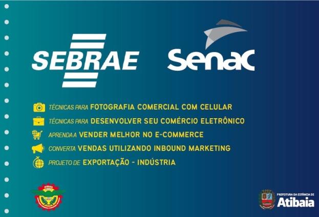 Notícia: Prefeitura e SEBRAE anunciam cursos gratuitos para gestão de negócios