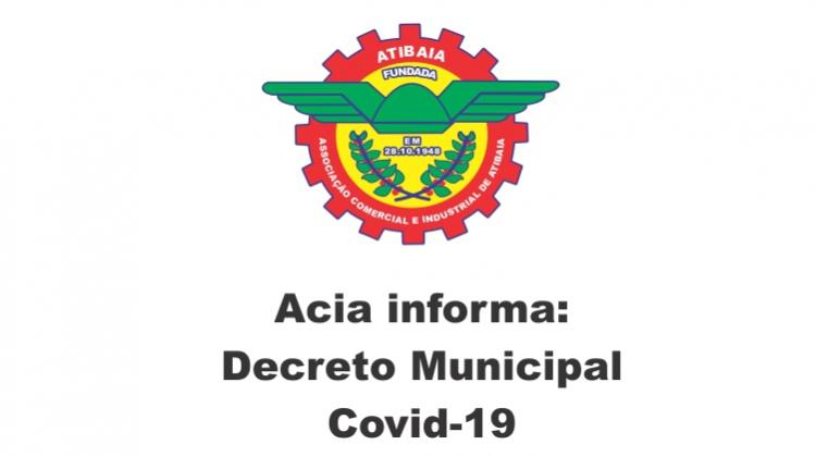 Notícia: Decreto Municipal n. 9597 de 08 de julho de 2021